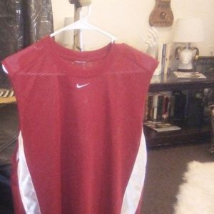 Mens Nike athletic shirt